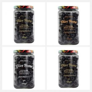 Organic Black Olive